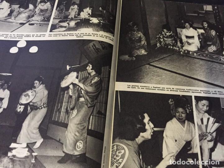Coleccionismo de Revistas: LECTURAS 1973 RAPHAEL SERGIO Y ESTIBALIZ LINA MORGAN CRONICAS DE UN PUEBLO MASSIEL ROCIO DURCAL BAU - Foto 8 - 179331502