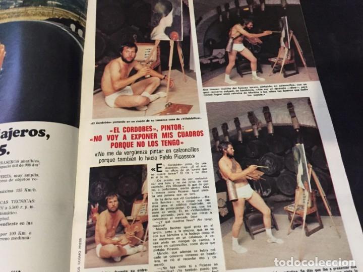 Coleccionismo de Revistas: LECTURAS 1973 RAPHAEL SERGIO Y ESTIBALIZ LINA MORGAN CRONICAS DE UN PUEBLO MASSIEL ROCIO DURCAL BAU - Foto 13 - 179331502