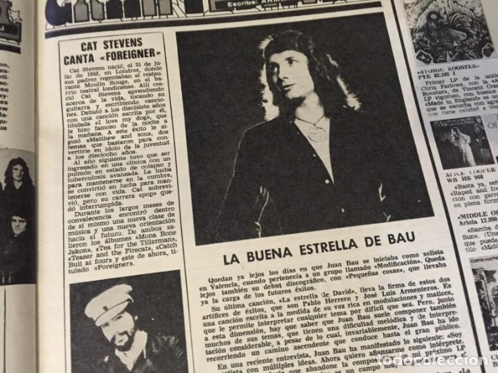 Coleccionismo de Revistas: LECTURAS 1973 RAPHAEL SERGIO Y ESTIBALIZ LINA MORGAN CRONICAS DE UN PUEBLO MASSIEL ROCIO DURCAL BAU - Foto 19 - 179331502
