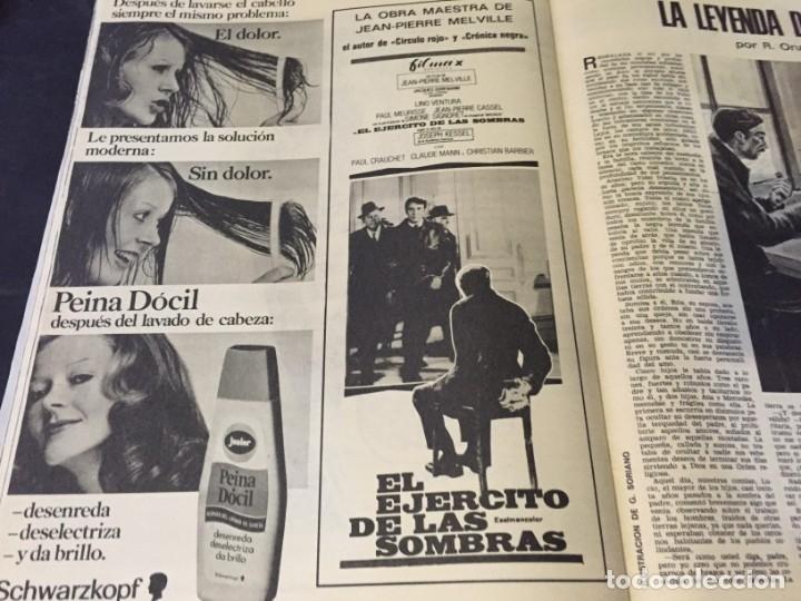 Coleccionismo de Revistas: LECTURAS 1973 RAPHAEL SERGIO Y ESTIBALIZ LINA MORGAN CRONICAS DE UN PUEBLO MASSIEL ROCIO DURCAL BAU - Foto 23 - 179331502
