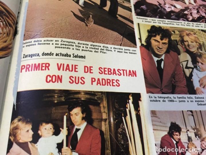 Coleccionismo de Revistas: LECTURAS 1973 RAPHAEL SERGIO Y ESTIBALIZ LINA MORGAN CRONICAS DE UN PUEBLO MASSIEL ROCIO DURCAL BAU - Foto 24 - 179331502