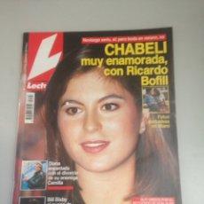 Coleccionismo de Revistas: REVISTA LECTURAS. Lote 180034758
