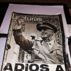 Coleccionismo de Revistas: ADIOS A ESPAÑA. 28 NOV. 1975. Lote 181033335