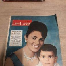 Coleccionismo de Revistas: LECTURAS. Lote 181111408