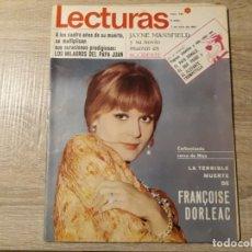 Coleccionismo de Revistas: LECTURAS 794 AÑO 1967. Lote 182410976