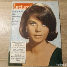 Coleccionismo de Revistas: NATALIE WOOD,GRACE DE MONACO ETC.LECTURAS 658 AÑO 1964. Lote 182417828