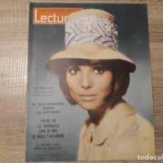 Coleccionismo de Revistas: PRINCESA SOFÍA ETC.LECTURAS 578 AÑO 1963. Lote 182418733