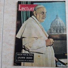 Coleccionismo de Revistas: LECTURAS 581 AÑO 1963. Lote 182453270