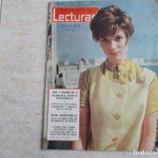 Coleccionismo de Revistas: BALDUINO Y FABIOLA.ETCLECTURAS 623 AÑO 1964. Lote 182453835