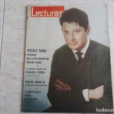 Coleccionismo de Revistas: ROCIO DURCAL, V.PARRA ETCLECTURAS 559 AÑO 1963. Lote 182453957