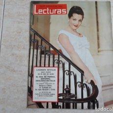Coleccionismo de Revistas: CARMEN SEVILLA LECTURAS 618 AÑO 1964. Lote 182454022