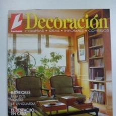 Coleccionismo de Revistas: LECTURAS. DECORACIÓN Nº 7 REVISTA DE DECORACIÓN.. Lote 183269558