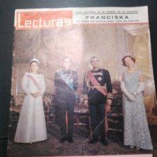 Coleccionismo de Revistas: REVISTA LECTURAS AÑO 1969 REPOR MARISOL. Lote 185759453