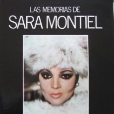 Coleccionismo de Revistas: RECORTE REVISTA LECTURAS 1649 1983 SEPARATA MEMORIAS DE SARA MONTIEL 23 CAPITULO. Lote 186273505