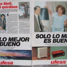 Coleccionismo de Revistas: RECORTE REVISTA LECTURAS 1649 1983 DOLORES ABRIL. Lote 186273605
