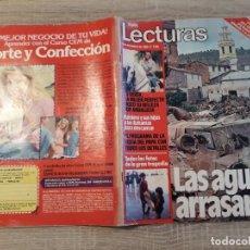 Coleccionismo de Revistas: LECTURAS 1594, AÑO 1982.RAINIERO.BO DEREK MODA PARIS ETC... Lote 186318380