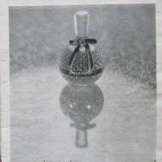 Coleccionismo de Revistas: RECORTE REVISTA LECTURAS 922 1969 HOJA PUBLICIDAD MAJORICA PERFUME. ALBERTO CLOSAS. Lote 186346548