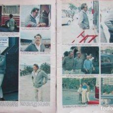 Coleccionismo de Revistas: RECORTE REVISTA LECTURAS 922 1969 BURT LANCASTER. Lote 186346707