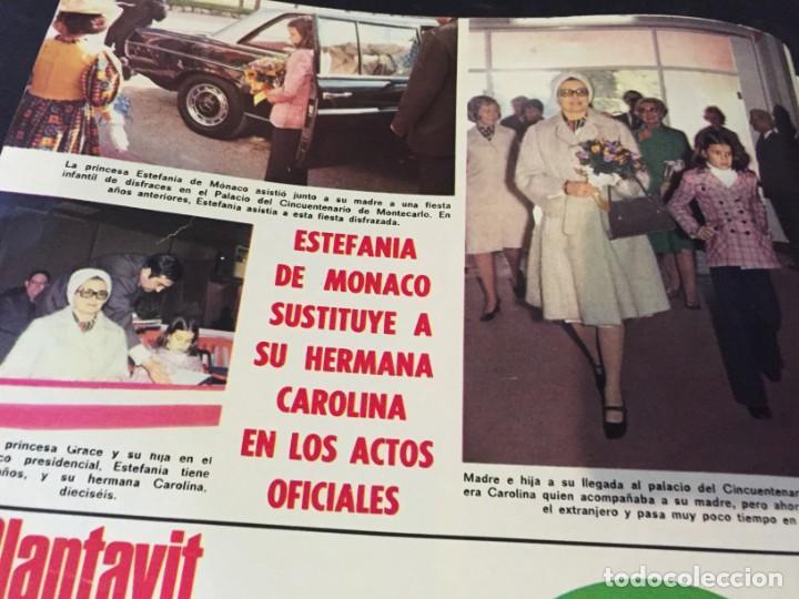 Coleccionismo de Revistas: LECTURAS 1974 ESTEFANIA DE MONACO JUAN PARDO ANA BELEN YOLANDA RIOS FERNANDO SANCHO BEATLES ROSA LEO - Foto 2 - 189311105