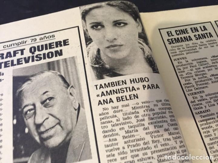 Coleccionismo de Revistas: LECTURAS 1974 ESTEFANIA DE MONACO JUAN PARDO ANA BELEN YOLANDA RIOS FERNANDO SANCHO BEATLES ROSA LEO - Foto 3 - 189311105