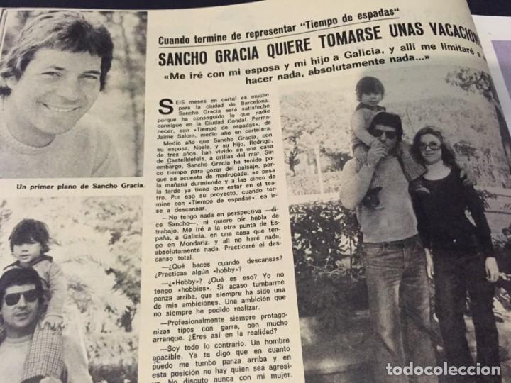 Coleccionismo de Revistas: LECTURAS 1974 ESTEFANIA DE MONACO JUAN PARDO ANA BELEN YOLANDA RIOS FERNANDO SANCHO BEATLES ROSA LEO - Foto 5 - 189311105