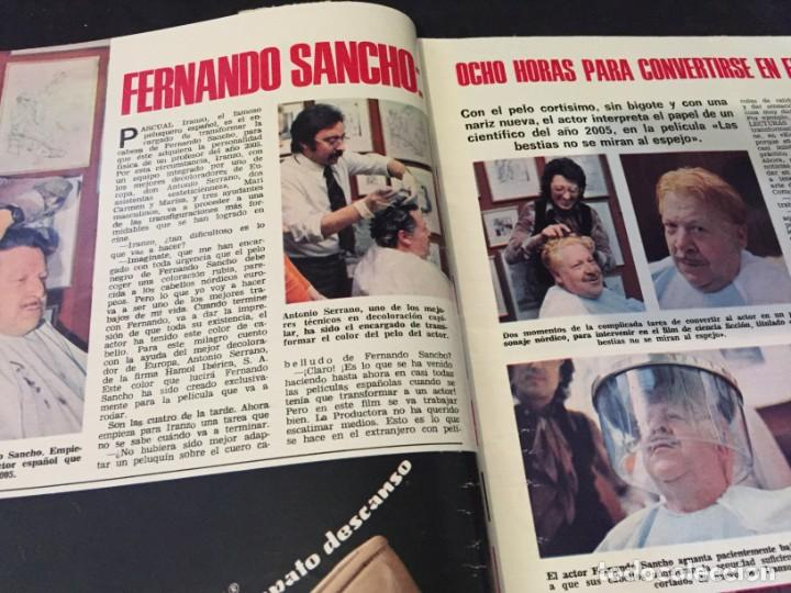 Coleccionismo de Revistas: LECTURAS 1974 ESTEFANIA DE MONACO JUAN PARDO ANA BELEN YOLANDA RIOS FERNANDO SANCHO BEATLES ROSA LEO - Foto 6 - 189311105