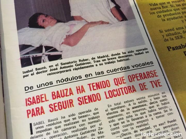 Coleccionismo de Revistas: LECTURAS 1974 ESTEFANIA DE MONACO JUAN PARDO ANA BELEN YOLANDA RIOS FERNANDO SANCHO BEATLES ROSA LEO - Foto 7 - 189311105