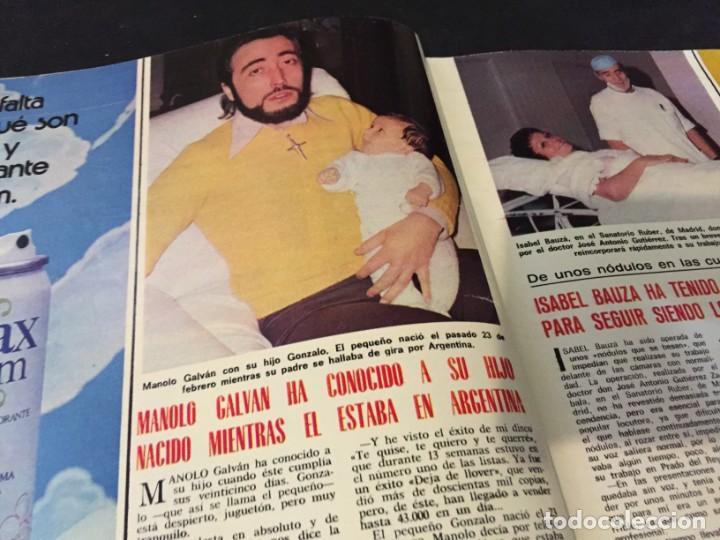 Coleccionismo de Revistas: LECTURAS 1974 ESTEFANIA DE MONACO JUAN PARDO ANA BELEN YOLANDA RIOS FERNANDO SANCHO BEATLES ROSA LEO - Foto 8 - 189311105