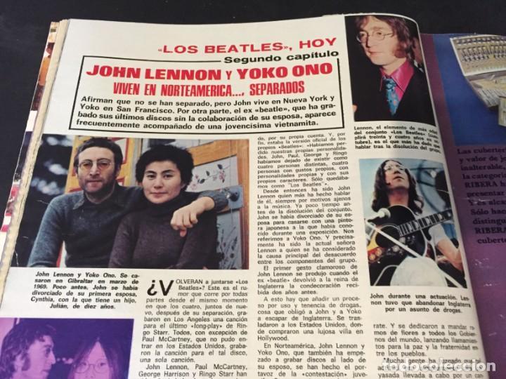 Coleccionismo de Revistas: LECTURAS 1974 ESTEFANIA DE MONACO JUAN PARDO ANA BELEN YOLANDA RIOS FERNANDO SANCHO BEATLES ROSA LEO - Foto 9 - 189311105