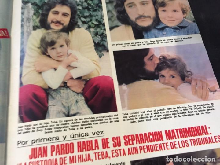 Coleccionismo de Revistas: LECTURAS 1974 ESTEFANIA DE MONACO JUAN PARDO ANA BELEN YOLANDA RIOS FERNANDO SANCHO BEATLES ROSA LEO - Foto 11 - 189311105