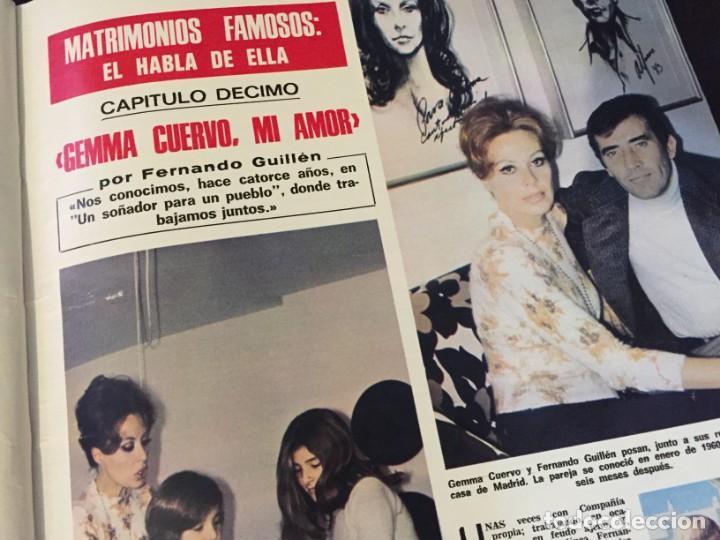 Coleccionismo de Revistas: LECTURAS 1974 ESTEFANIA DE MONACO JUAN PARDO ANA BELEN YOLANDA RIOS FERNANDO SANCHO BEATLES ROSA LEO - Foto 13 - 189311105