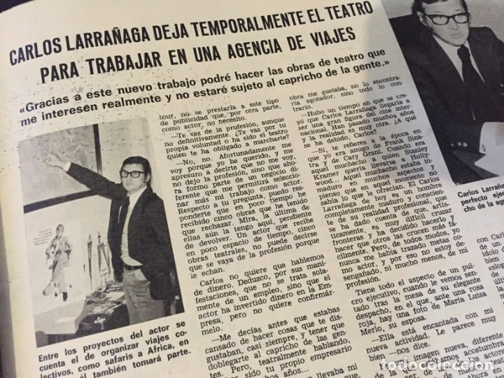 Coleccionismo de Revistas: LECTURAS 1974 ESTEFANIA DE MONACO JUAN PARDO ANA BELEN YOLANDA RIOS FERNANDO SANCHO BEATLES ROSA LEO - Foto 14 - 189311105