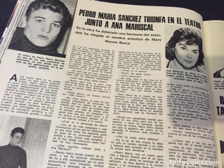 Coleccionismo de Revistas: LECTURAS 1974 ESTEFANIA DE MONACO JUAN PARDO ANA BELEN YOLANDA RIOS FERNANDO SANCHO BEATLES ROSA LEO - Foto 15 - 189311105