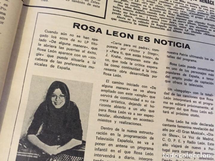 Coleccionismo de Revistas: LECTURAS 1974 ESTEFANIA DE MONACO JUAN PARDO ANA BELEN YOLANDA RIOS FERNANDO SANCHO BEATLES ROSA LEO - Foto 16 - 189311105