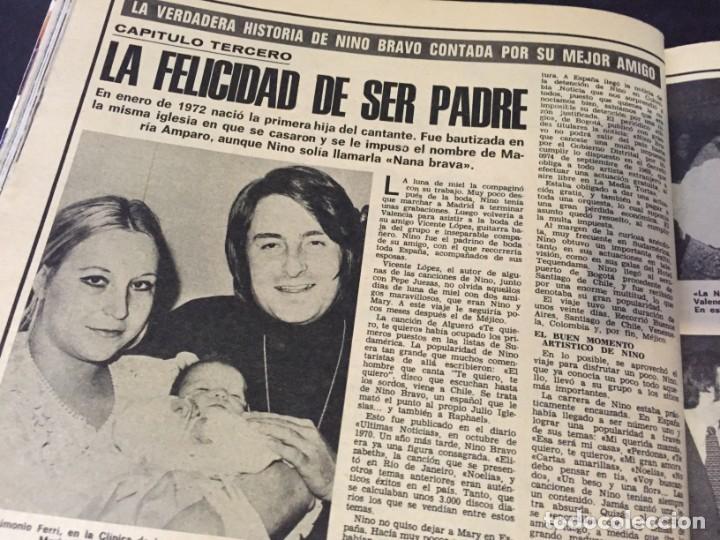 Coleccionismo de Revistas: LECTURAS 1974 ESTEFANIA DE MONACO JUAN PARDO ANA BELEN YOLANDA RIOS FERNANDO SANCHO BEATLES ROSA LEO - Foto 17 - 189311105