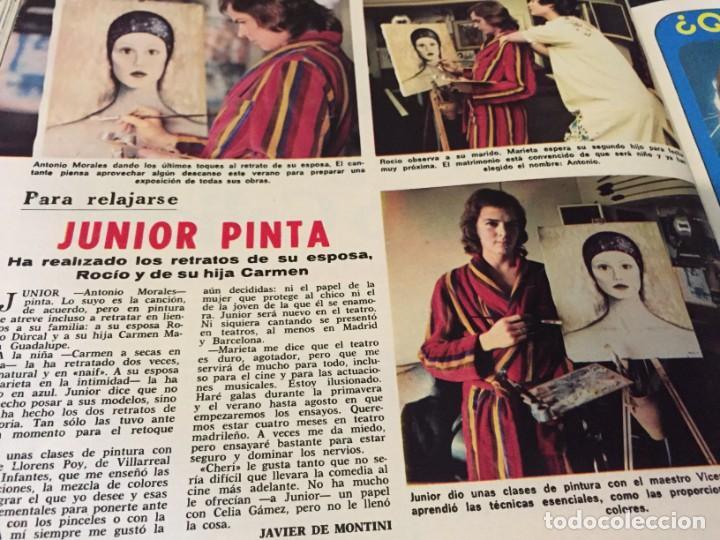Coleccionismo de Revistas: LECTURAS 1974 ESTEFANIA DE MONACO JUAN PARDO ANA BELEN YOLANDA RIOS FERNANDO SANCHO BEATLES ROSA LEO - Foto 18 - 189311105