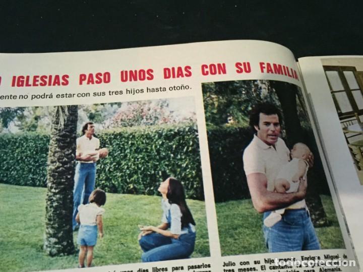 Coleccionismo de Revistas: LECTURAS 1975 MANOLO OTERO PERALES JULIO IGLESIAS NUBES GRISES CHER PILAR VELAZQUEZ AUDREY HEPBURN - Foto 12 - 218790191