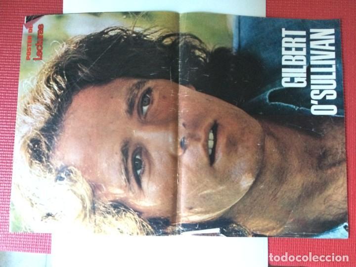 Coleccionismo de Revistas: 17 POSTERS REVISTA LECTURAS - Foto 3 - 190793812
