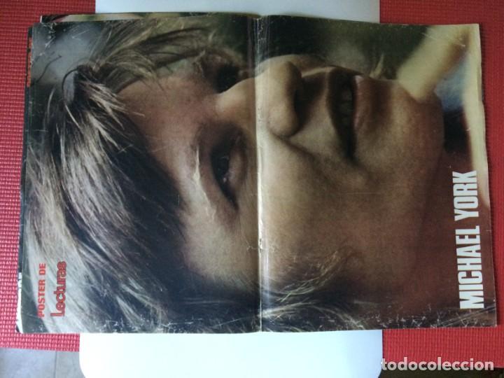 Coleccionismo de Revistas: 17 POSTERS REVISTA LECTURAS - Foto 5 - 190793812