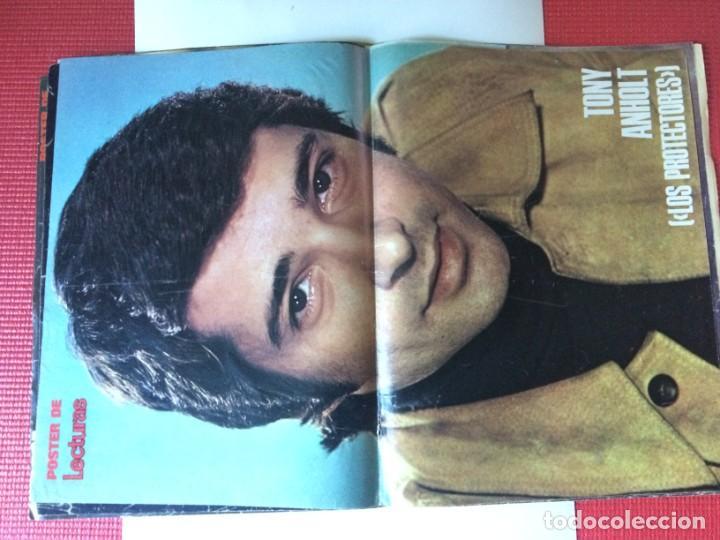 Coleccionismo de Revistas: 17 POSTERS REVISTA LECTURAS - Foto 7 - 190793812