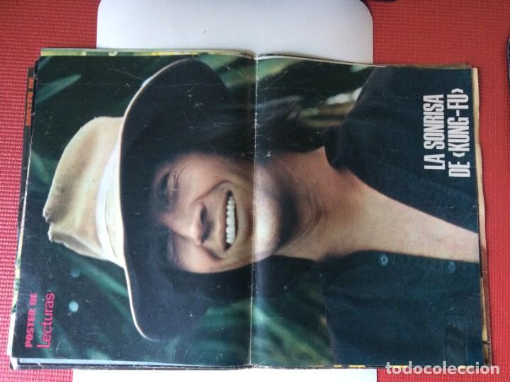 Coleccionismo de Revistas: 17 POSTERS REVISTA LECTURAS - Foto 11 - 190793812