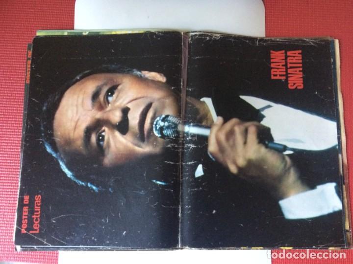 Coleccionismo de Revistas: 17 POSTERS REVISTA LECTURAS - Foto 12 - 190793812
