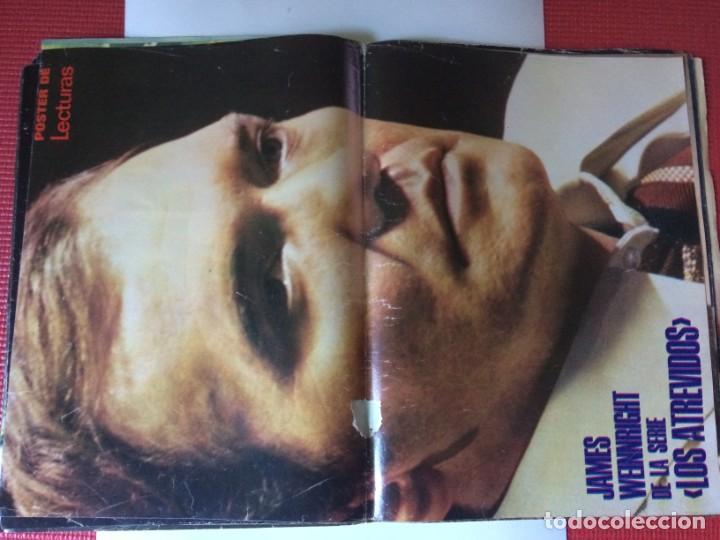 Coleccionismo de Revistas: 17 POSTERS REVISTA LECTURAS - Foto 14 - 190793812