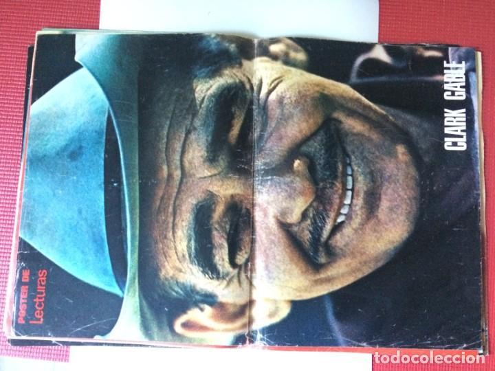 Coleccionismo de Revistas: 17 POSTERS REVISTA LECTURAS - Foto 18 - 190793812
