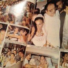 Coleccionismo de Revistas: REVISTA LECTURAS 1638 AÑO 1983 BODA LOLITA, LOLA FLORES. Lote 190883632