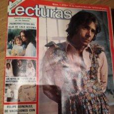 Coleccionismo de Revistas: 1978 -1979 LECTURAS. Lote 191045877