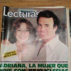 Coleccionismo de Revistas: LECTURA 1979. Lote 191047058