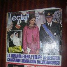 Coleccionismo de Revistas: SARA MONTIEL - VERANO AZUL - HUBERTUS - NURIA GALLARDO - KIKO LEDGARD - ANDREA DEL BOCA. Lote 191505023