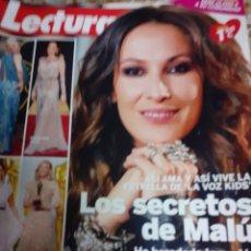 Coleccionismo de Revistas: REVISTA 3/2014 LOS SECRETOS DE MALU. GEAN GALA DE LOS OSCAR.ROSA BENITO. Lote 192727692