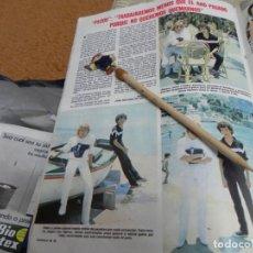 Coleccionismo de Revistas: RECORTE REVISTA LECTURAS Nº1472 AÑO 1980 / PECOS. Lote 194734368